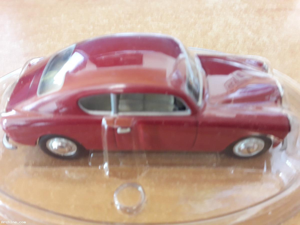 Solido Lance Aurelia Gt B20 1951 1//43 Tin Boîte Cadeau Set