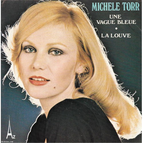 Michèle Torr    Une vague bleue