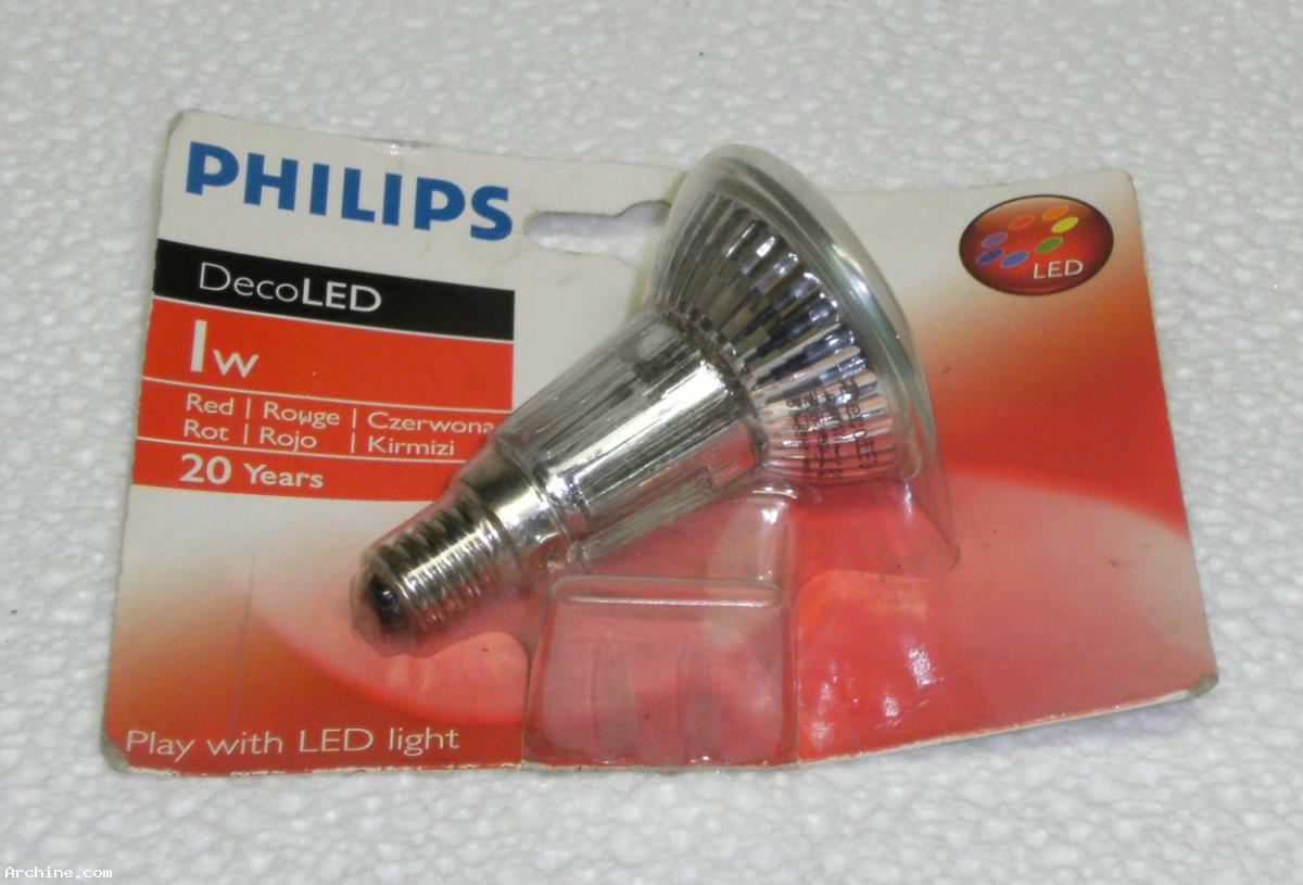 Rouge Decoled Philips Lampe Rouge Decoled Philips Archine Lampe D2EH9I